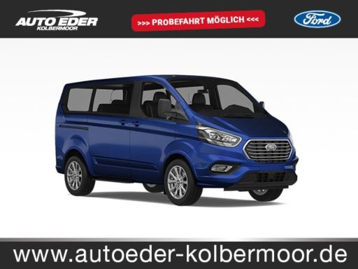 Ford Tourneo Custom  Active  2,0L EcoBlue 136kW/185PS  185PS