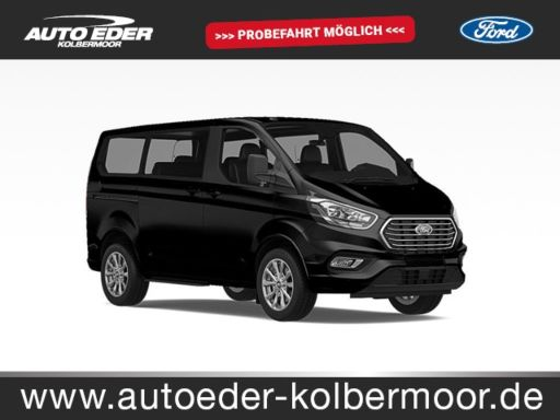 Ford Tourneo Custom  Titanium X  2,0L EcoBlue 136kW/185PS  185PS