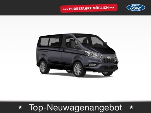Ford Tourneo Custom  Titanium  2,0L EcoBlue  130PS