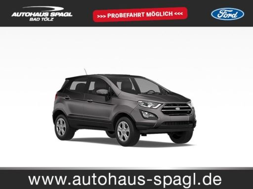 Ford EcoSport  Cool&Connect B515 MCA  1,0L ECOBOOST 74kW 100PS  100PS