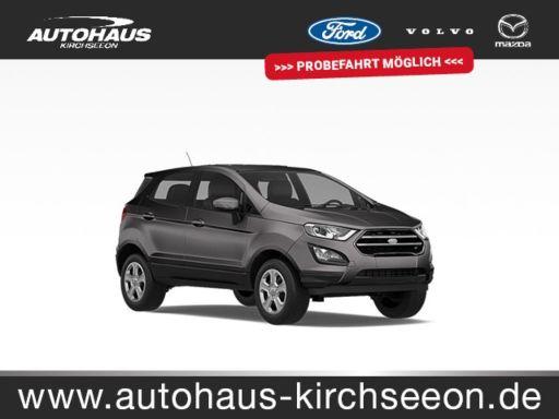 Ford EcoSport  Titanium B515 MCA  1,0L EBOOST 92KW 125PS  125PS