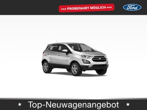 Ford EcoSport  Titanium B515 MCA  1,0L EBOOST  125PS
