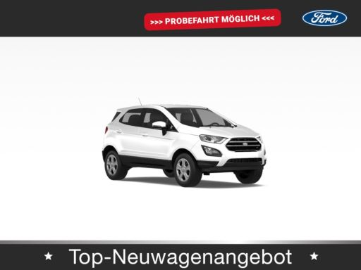 Ford EcoSport  ST-Line B515 MCA  1,0L EBOOST  140PS