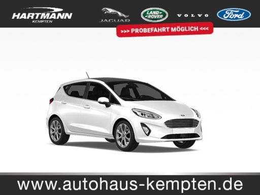 Ford Fiesta  ST-Line X  1,0L EcoBoost Hybrid 92kW/125PS  125PS