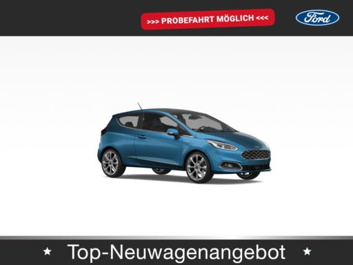 Ford Fiesta  ST-Line X  1,0L EcoBoost Hybrid  125PS