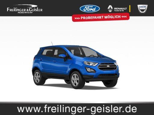 Ford EcoSport  ST-Line B515 MCA  1,0L EBOOST 92KW 125PS  125PS