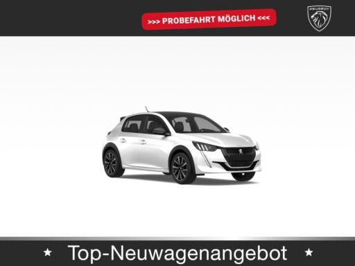 Peugeot e-208  Allure Pack  Elektromotor 136 - 100KW  136PS