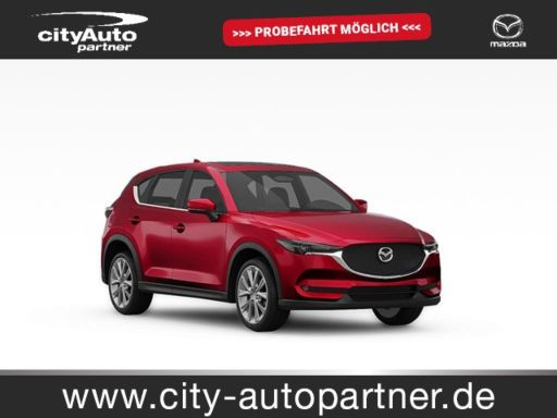 Mazda CX-5  Exclusiveline  2.0l Skyactiv-G 165 PS  165PS