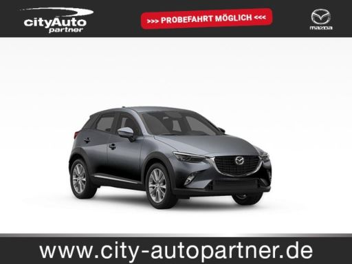 Mazda CX-3  Selection  2.0 FWD  121PS