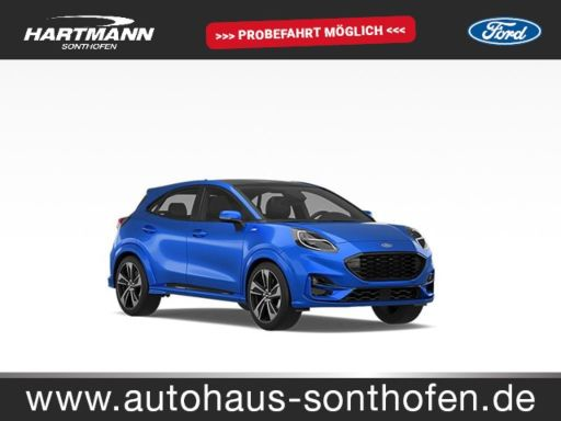 Ford Puma  TITANIUM  1,0L EcoBoost HYBRID92KW/125PS  125PS