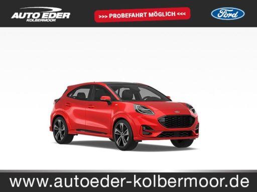 Ford Puma  ST-LINE X  1,0L EcoBoost HYBRID92KW/125PS  125PS