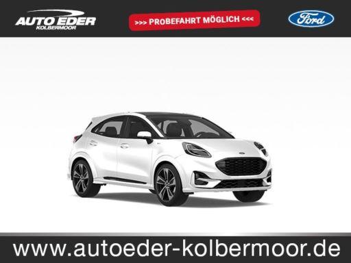 Ford Puma  ST-LINE X  1,0L Ecoboost 92KW/125PS  125PS