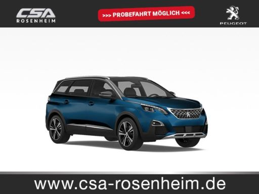 Peugeot 5008  Allure Pack  1,5L Blue HDi 130 S&S 96 KW  130PS