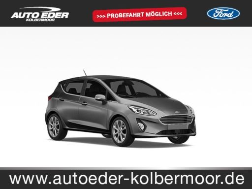 Ford Fiesta  Titanium  1,0L EcoBoost Hybrid 92kW/125PS  125PS