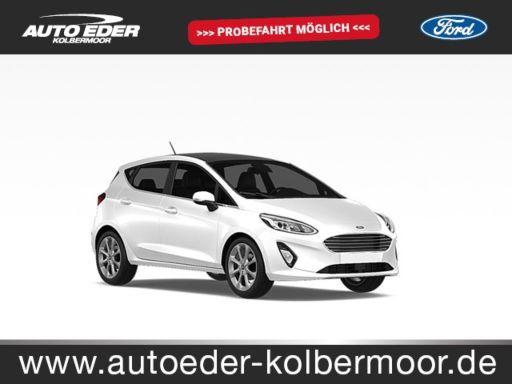 Ford Fiesta  Titanium  1,0L EcoBoost 92kW/125PS  125PS