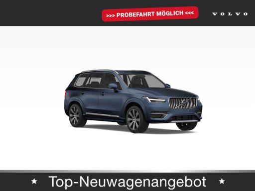 Volvo XC90  Inscription  B5 Mild-Hybrid Diesel AWD  235PS