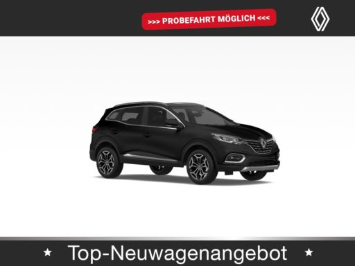 Renault Kadjar  Black Edition  Tce 160 EDC GPF  159PS