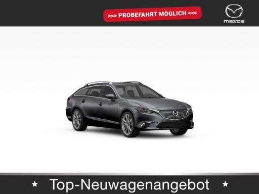 Mazda 6  Ad´vantage  2.0 Ltr. Skyactiv-G 165PS  165PS
