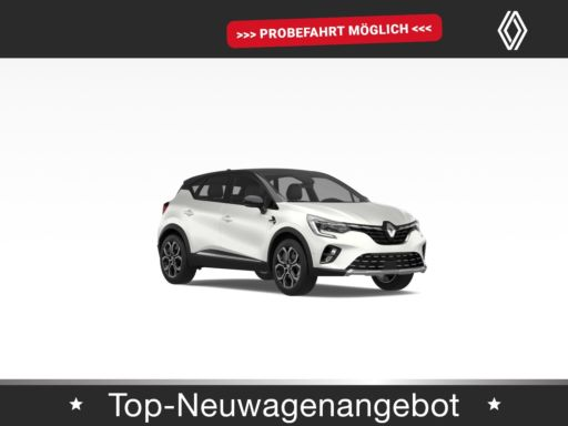 Renault Captur  Intens  TCE 140  140PS