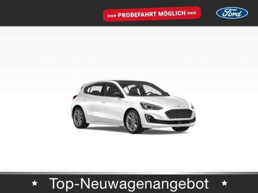 Ford Focus  Cool&Connect  1,0L EBOOST  100PS