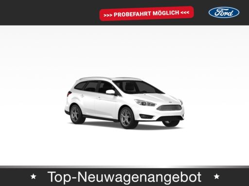 Ford Focus  Cool&Connect  1,0L EBOOST  125PS