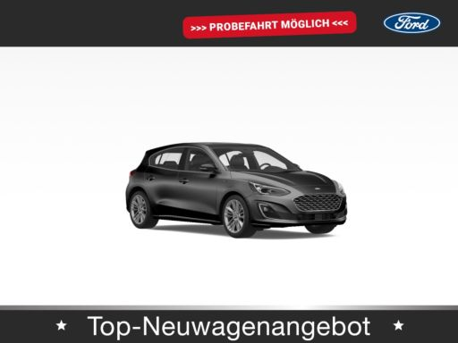 Ford Focus  ST-Line X  1,0L EBOOST 92KW 125PS  125PS
