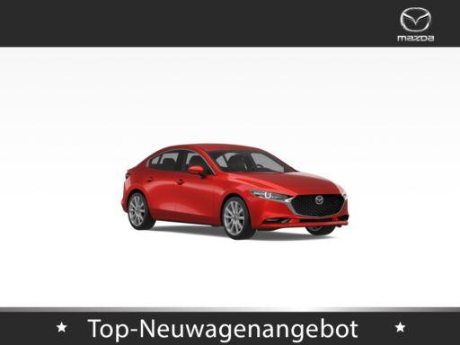 Mazda 3  SELECTION  SKYACTIV-G 2.0 M Hybrid  122PS