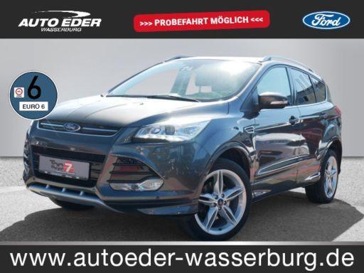 Ford Kuga  2.0 TDCi Individual 4x4 StartStopp EURO 6