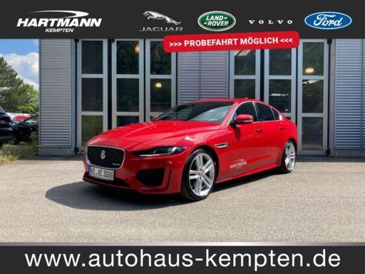 Jaguar XE  R-Dynamic SE D180 Automatik