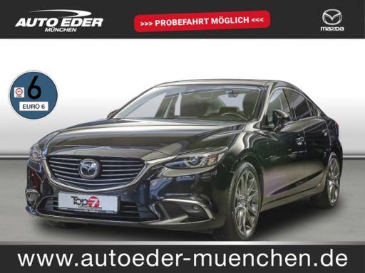 Mazda 6  2.5 SKYACTIV-G 192 Sports-Line Automatik, Schieb