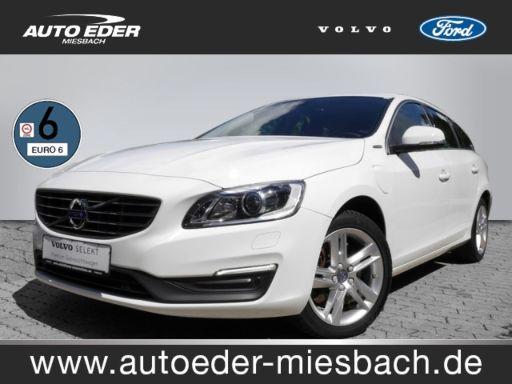 Volvo V Modelle V 60 D6 AWD Hybrid Momentum