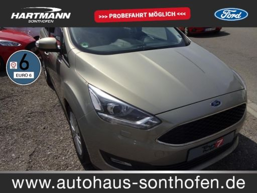 Ford C-MAX  1.0 EcoBoost Business Edition Xenon, Winterp