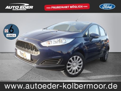 Ford Fiesta  1.0 EcoBoost Trend