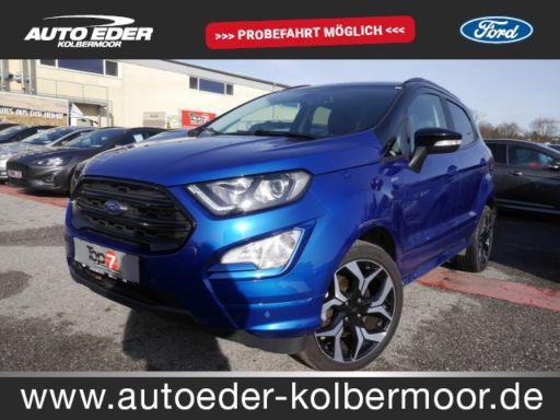 Ford EcoSport  1.0 EcoBoost ST-Line StartStopp EURO 6d-T