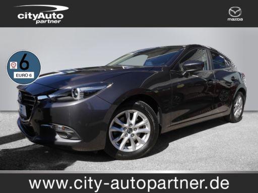 Mazda 3  2.0 SKYACTIV-G 120 BM Exclusive-Line