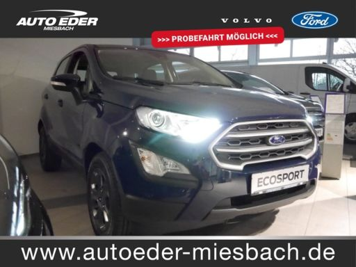 Ford EcoSport  1.0 EcoBoost COOLCONNECT