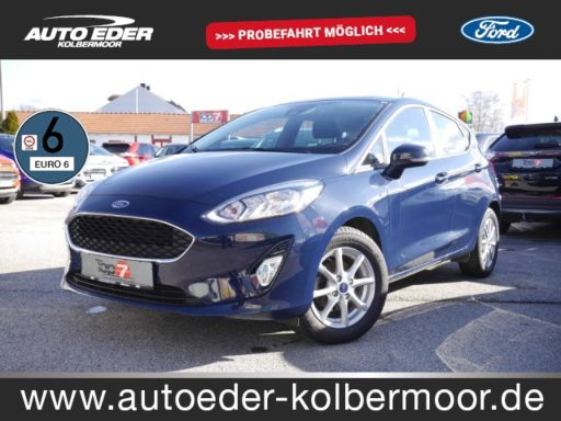 Ford Fiesta  1.5 TDCi CoolConnect