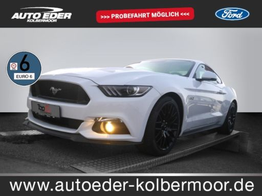 Ford Mustang  5.0 Ti-VCT V8 Fastback GT