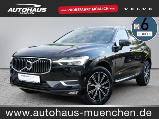 Volvo XC Modelle XC 60 T6 AWD Inscription AWD EURO 6
