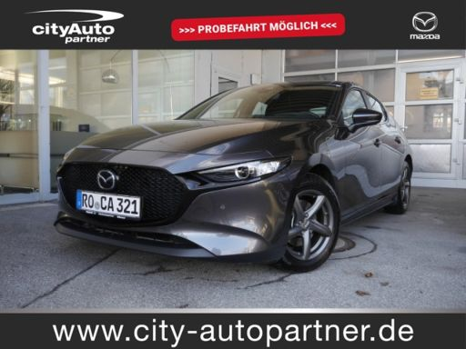 Mazda 3  SKYACTIV-G 2.0 SELECTION 122PS