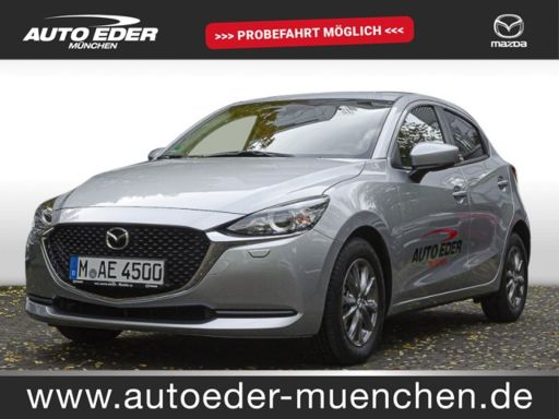 Mazda 2  1.5 SKYACTIV-G 90 M-Hybrid Exclusive-Line EURO 6