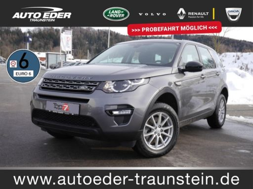 Land Rover Discovery  Sport 2.0 TD4 Pure StartStopp E-Capabili