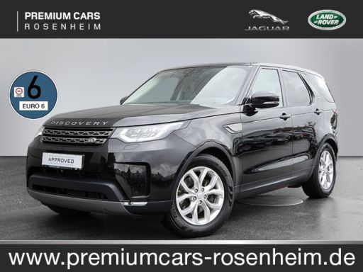 Land Rover Discovery  5 3.0 TD6 SE 7-Sitz/Schiebed/LED