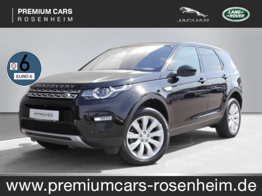 Land Rover Discovery  Sport 2.0 Si4 HSE Head-up/ 7-Sitzer/ DAB