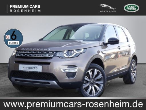 Land Rover Discovery  Sport 2.0 TD4 HSE Luxury