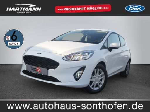 Ford Fiesta  1.0 EcoBoost CoolConnect StartStopp