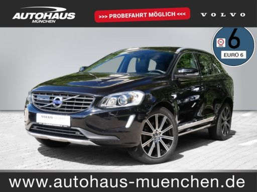 Volvo XC Modelle XC 60 D5 DPF AWD Linje Inscription AWD