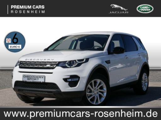 Land Rover Discovery  Sport TD4 Pure Xenon
