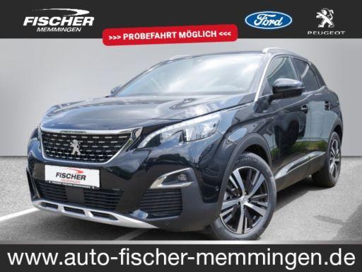"Peugeot 3008  GT-Line 130 PS NAVi-SHZ-KAMERA-18"" ALU"