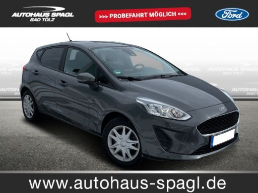 Ford Fiesta  1.0 EcoBoost CoolConnect SS EURO 6d-TEMP
